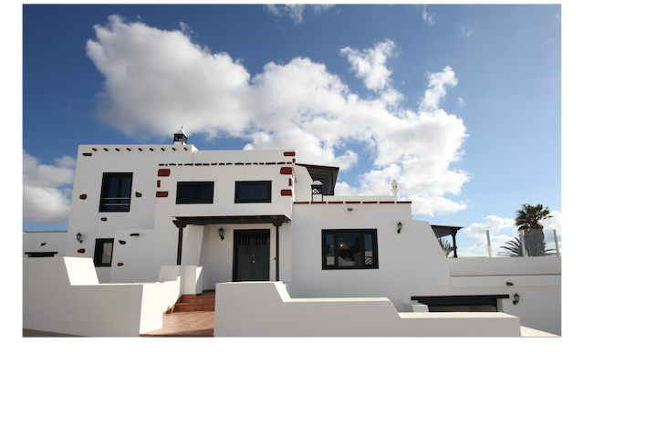 Wonderfull Canary style house with jacuzzi - Teguise - Chalet