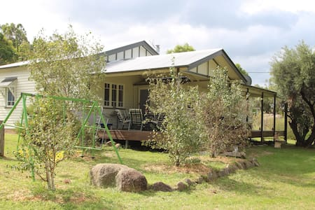 Stanthorpe - Silverbirch Hill Cottage