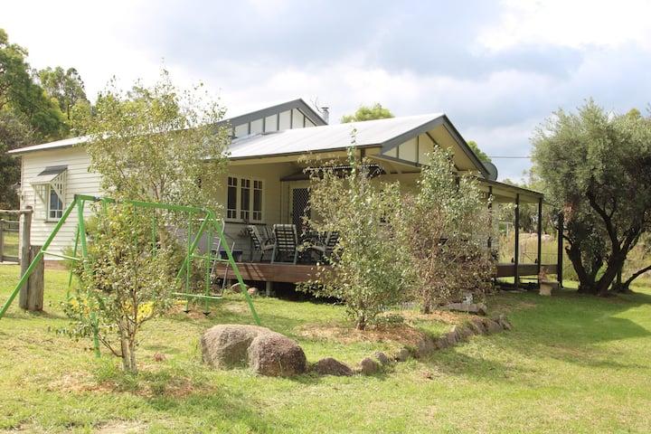 Stanthorpe - Silverbirch Hill Cottage
