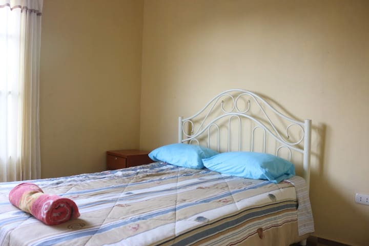 Habitacion Matrimonial cerca al centro de Tacna