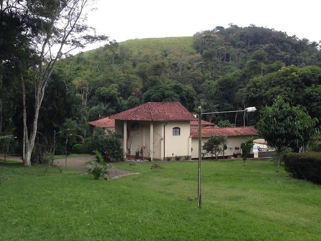 Landhaus mit großzügigen Räume - Mendes - Talo
