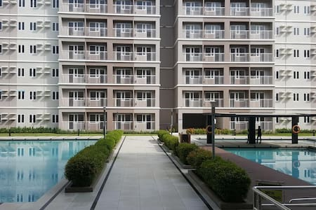 Micah Comfty Place 1BR w/ WIFI @ Trees Residences