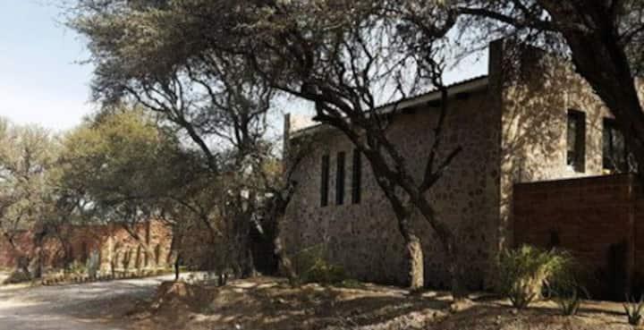 Casa hermosa, tranquila, rodeada de naturaleza