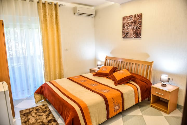 Deluxe Double Room whith Balcony 2 -BREAKFAST Incl