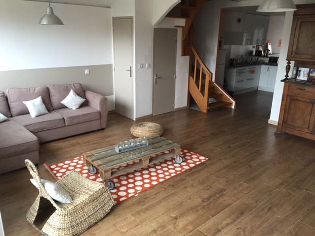 Appartement Duplex 65m2 proche Cité - Carcassonne - Appartement