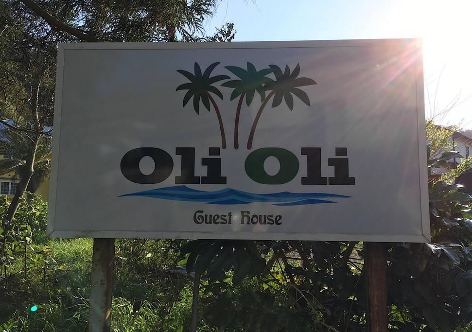 OliOli Entrance