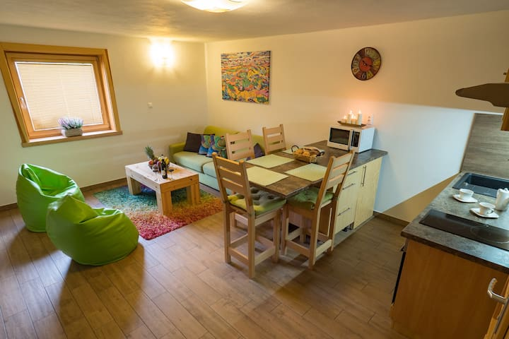 Apartment #1 Kongen - Jasná Lúčky