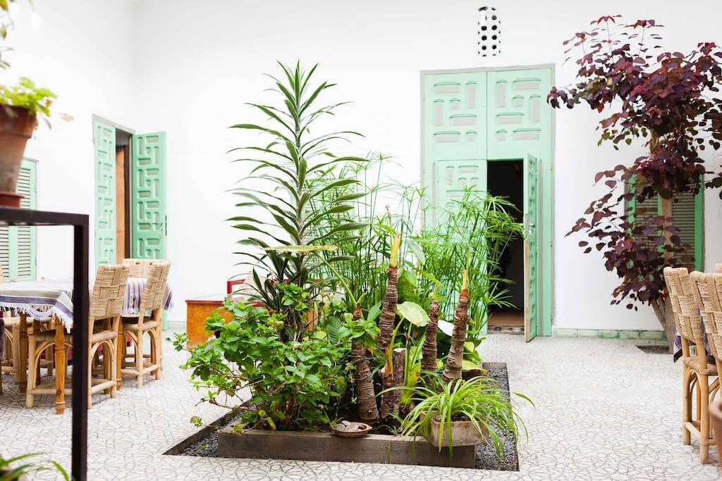 Riad Dar Lina Chez Hanane Houses For Rent In Rabat Rabat Sal Zemmour Za R Morocco