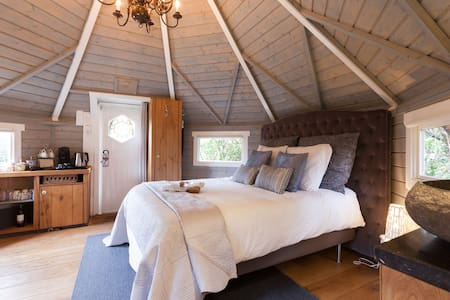 Luxe rust privancy op de Veluwe 15/min kasteel Loo