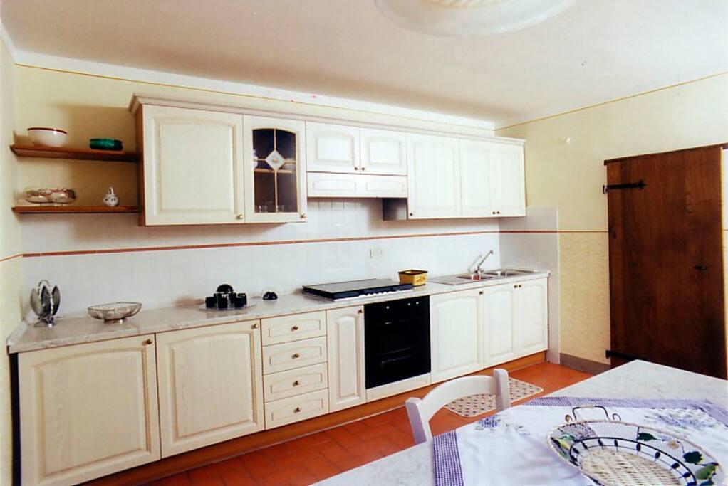 Cucina appartamento Corbezzolo