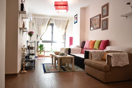 cairo new maadi cozy appartment - Huoneisto