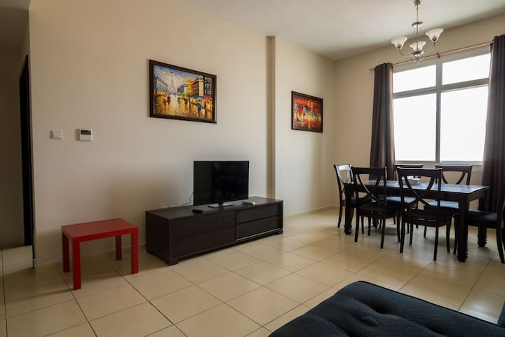 24/7 Check-in ★ Lovely 1 BR Apartment - Dubai