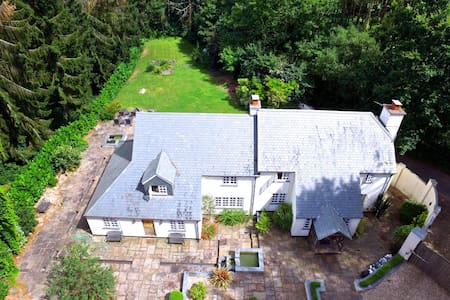 Luxury double room in amazing home. - East Budleigh