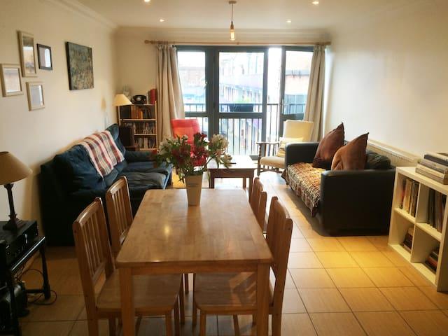 Charming double room in lovely London Fields flat - Londra - Appartamento