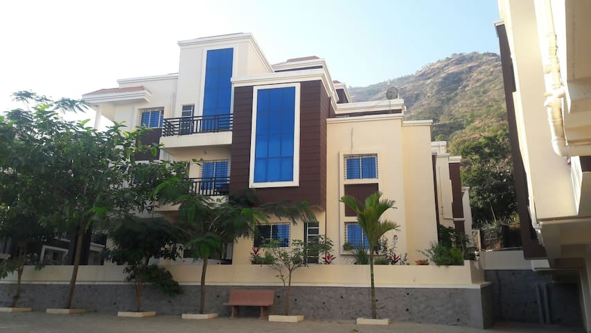 2 bedroom appartment and duplex - mahabaleshwar  - Lägenhet