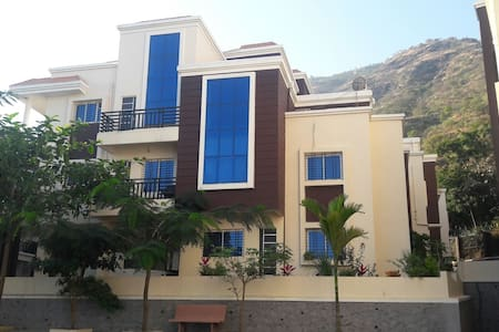 2 bedroom appartment and duplex - mahabaleshwar  - Lejlighed