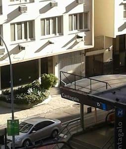 Copacabana/Frente Metrô CantaGalo - Rio de Janeiro - Apartment