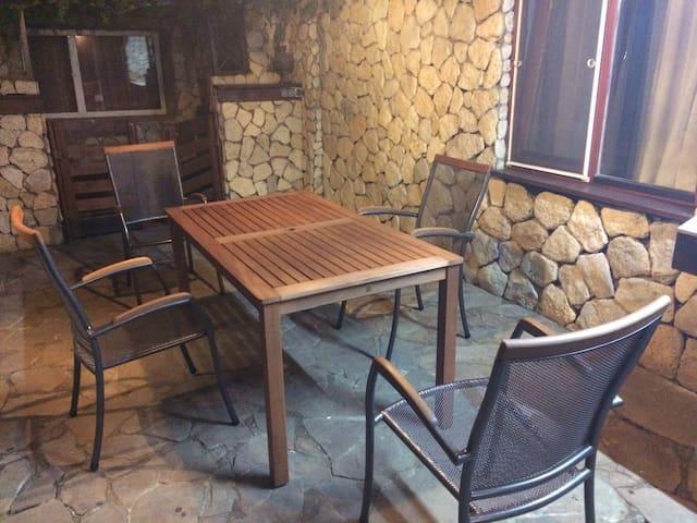 Эко- домик в Фонтанке, Одесса