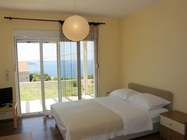 Perfect studio apartment for 2 with sea views - Dubrovnik - Apartment