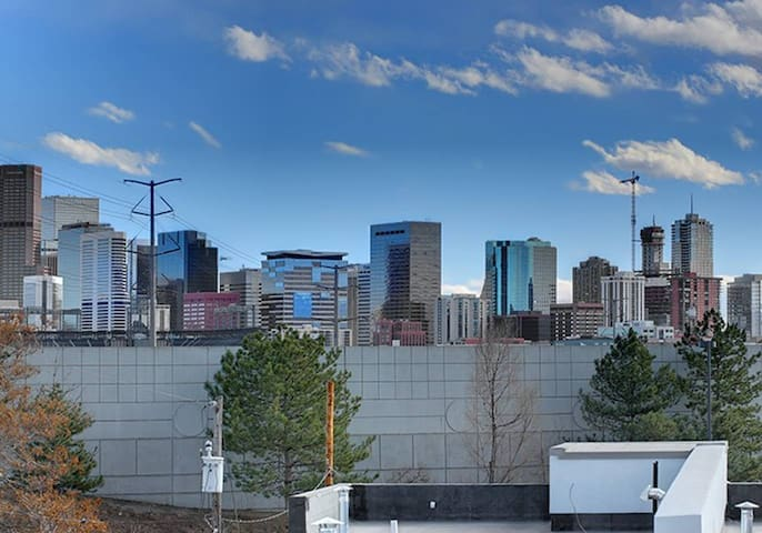 Downtown DenverHQ in the Highlands Neighborhood