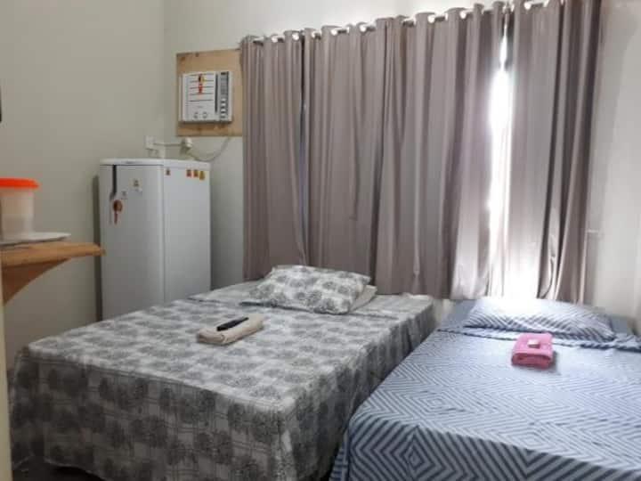 Suíte em Cond Residencial (antigo Hotel)