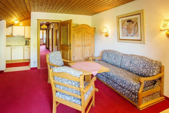 Schönes 3-Zimmer Appartement 70 m² nahe Skigondel