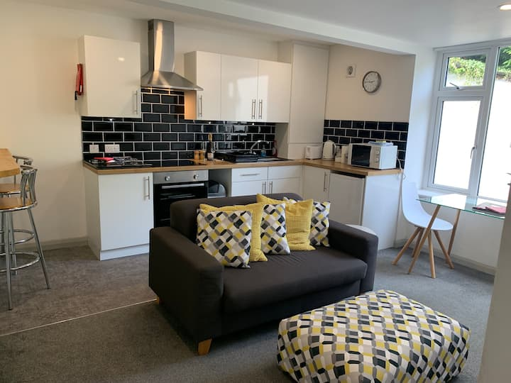 Torwood Gardens Apartment, central Torquay