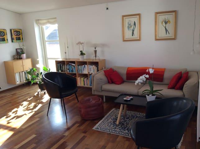 Room in cozy apartment in Risskov