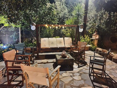 The place to Be!!! Cozy Cottage, Pelion