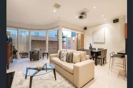 10 Minutes Walk to Grand Prix - South Melbourne - Huis