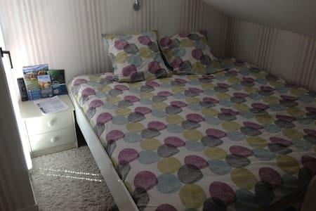 Belle chambre avec balcon - Ornans
