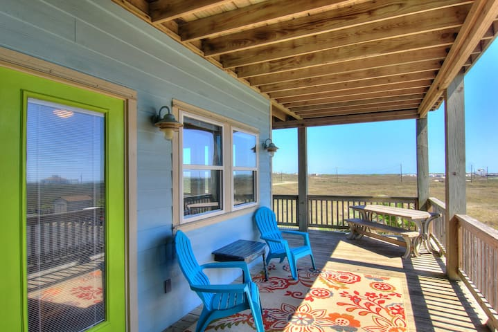 Sunny Beach Duplex in Port A - Port Aransas - Appartement
