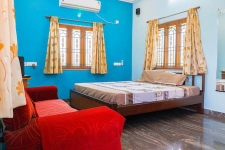 Jayanthi Kudil (AC Room)