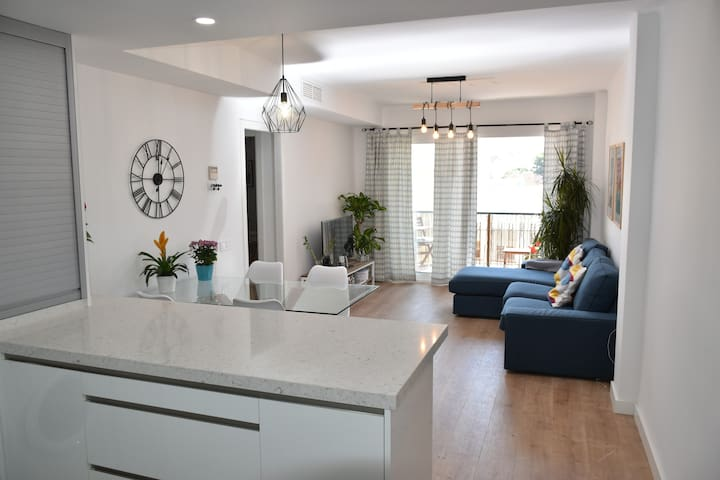 Spectacular apartment  4 rooms Free Parking