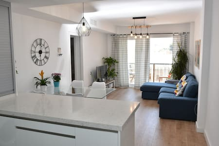 Spectacular apartment  8 pax, 4 rooms Free Parking