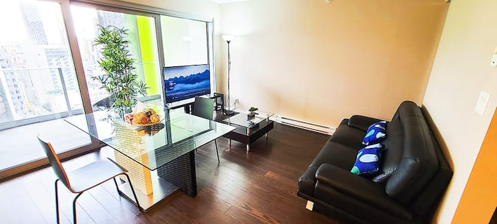 Incredible 1br for Staycation. Parking + Netflix