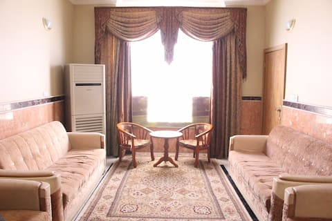 Hello , welcome to my hous nearby to al-emam ali