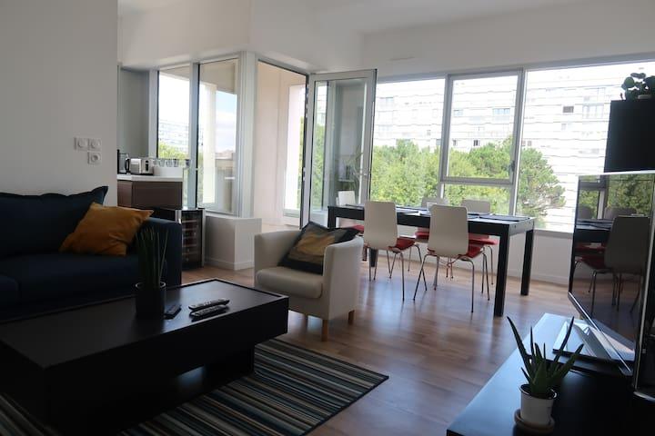 Appartement neuf et lumineux