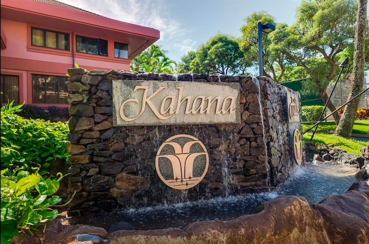 2BR Condo Kahana Falls Resort - Great Location