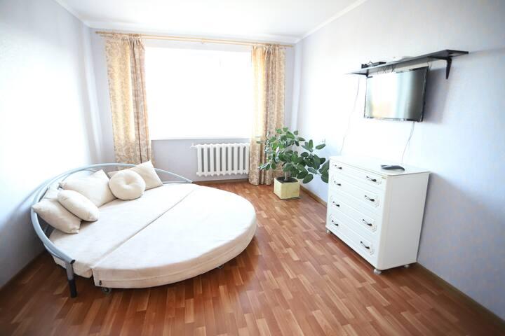 Апартаменты в Мостовском 2-х ком. с видом на горы