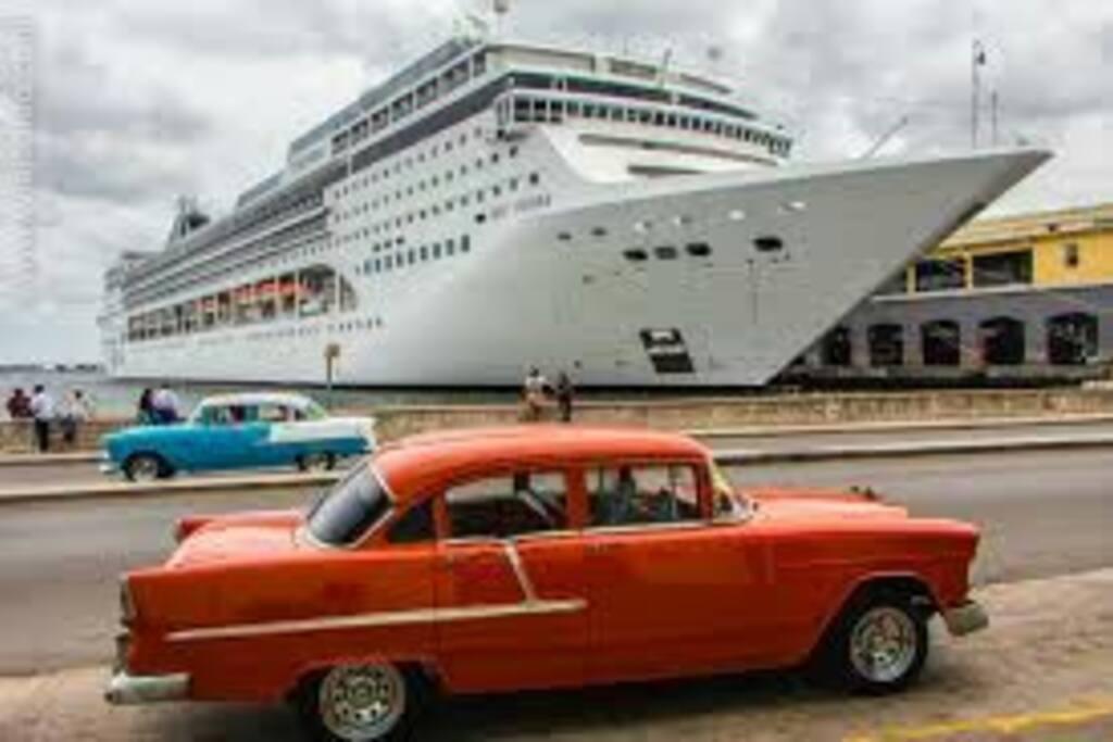 Terminal de Cruceros de la Habana