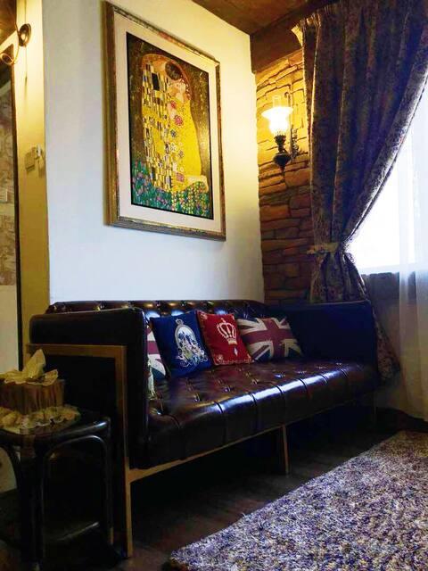 ⭐️Cozy Stylist⭐️Noblemen Cottage 伯爵中欧式公寓@Georgetown