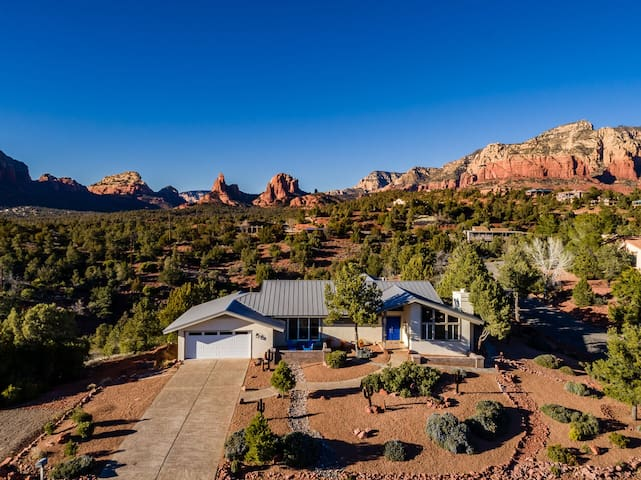 CDC Approved Cleaning! Sedona Red Rock Escape