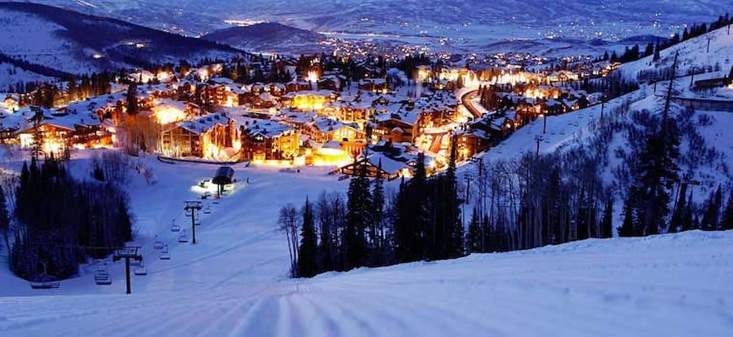 Skiers Lodge Park City Utah 2BR~2Bath