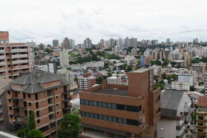 Apartamento Panorâmico (suite master)
