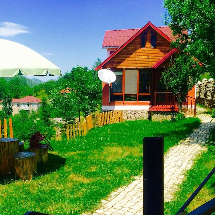 Губа Азербайджан Сказочный дом