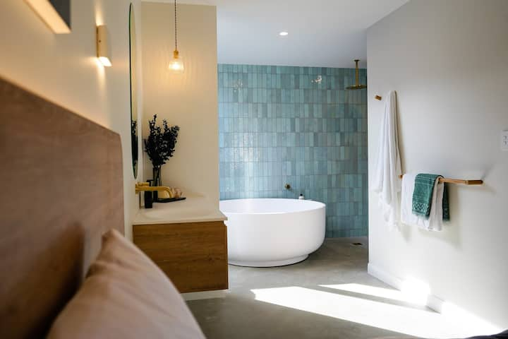 Eucalypt Studio | Lux Two by Two  | Stroll to Town
