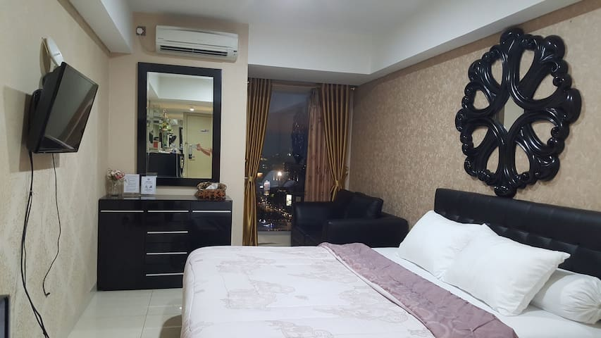 Apartemen Louis Kienne Simpang Lima Lt 15/15