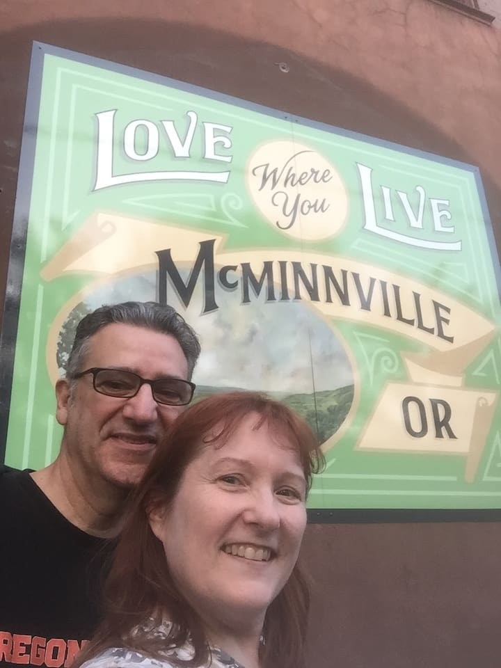 Welcome to McMinnville. Where we love where we live.