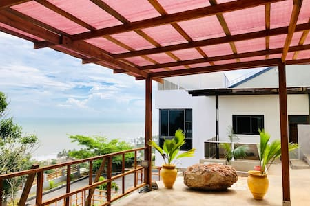 The shire |  beach home rental  Langma-Kokrobite